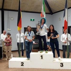 Campione del Mondo Elena categoria Clulb